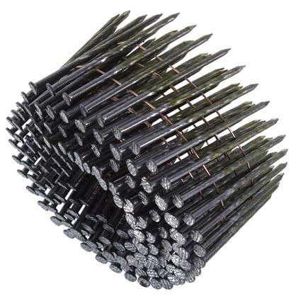 Гвозди строительные винтовые в обойме 2.5х60 мм 200шт.