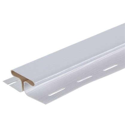 Купить H-профиль 3050 мм цвет белый дешевле