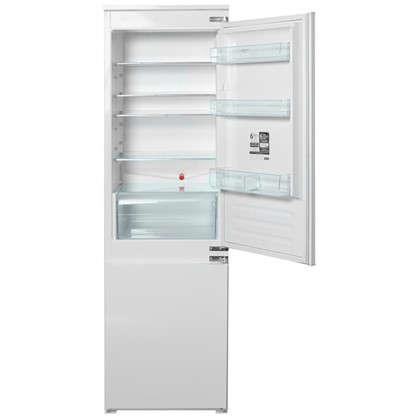 Холодильник встраиваемый двухкамерный Hotpoint Ariston BCB 70301 AA (RU) 177х54 см цвет нержавеющая сталь