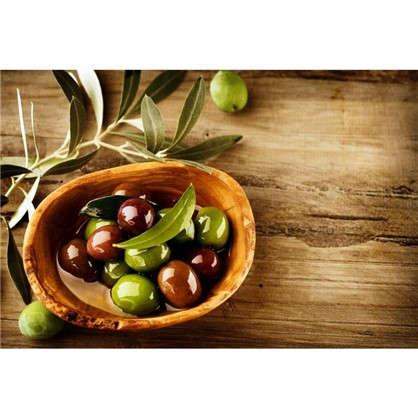Холст 50х40 см Оливки-маслины