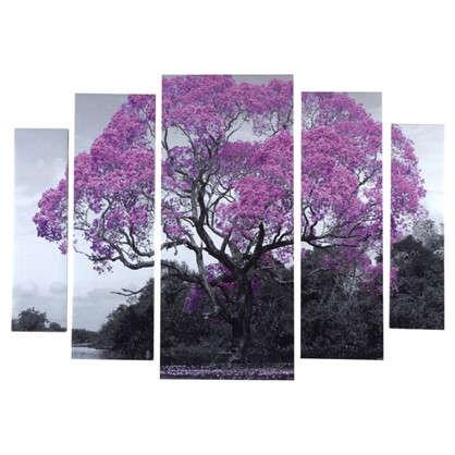Холст модульный 80х115 см Муравьиное дерево