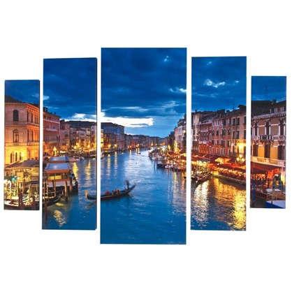 Купить Холст модульный 80х115 см Венеция дешевле
