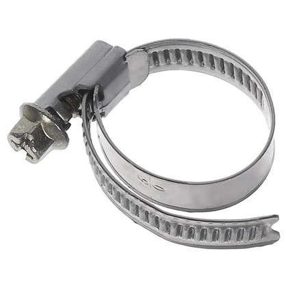 Купить Хомут стальной Inox 08-25 мм 2 шт. дешевле