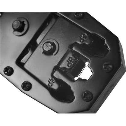 Инструмент для обжима 8P8C/6P6C/6P4C цвет черный