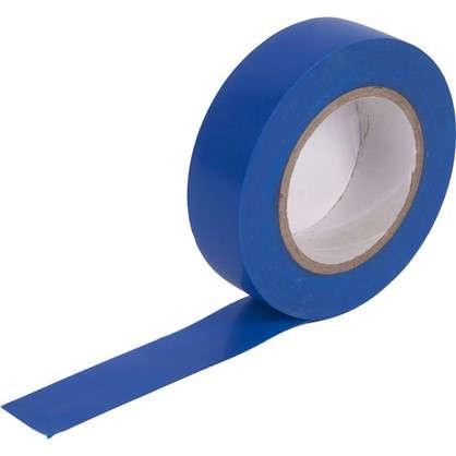 Изолента 0.15x19 мм 15 м цвет синий