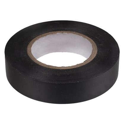 Изолента IEK 19 мм 20 м цвет чёрный