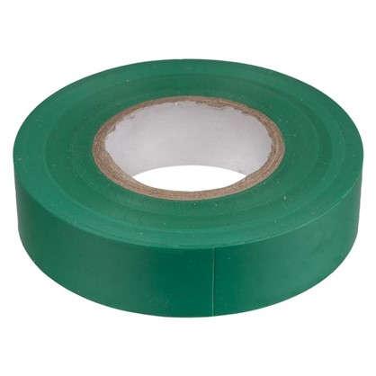 Купить Изолента IEK 19 мм 20 м цвет зелёный дешевле