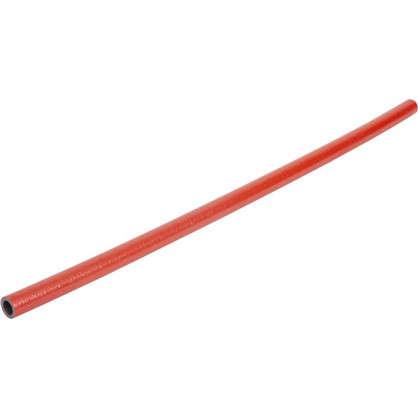 Изоляция для труб СуперПротект Ø18 мм 100 см полиэтилен цвет красный