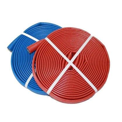 Изоляция для труб СуперПротект d28 мм 1100 см полиэтилен цвет красный