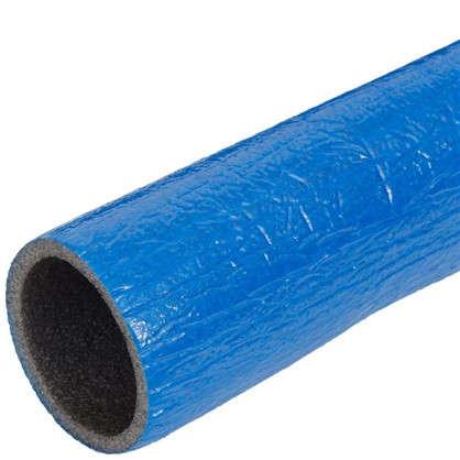 Изоляция для труб СуперПротект d35 мм 1100 см полиэтилен цвет синий