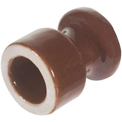 Изолятор цвет коричневый 10 шт.