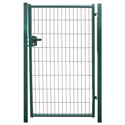 Купить Калитка RAL 6005 Medium 1.73х1 м цвет зелёный дешевле