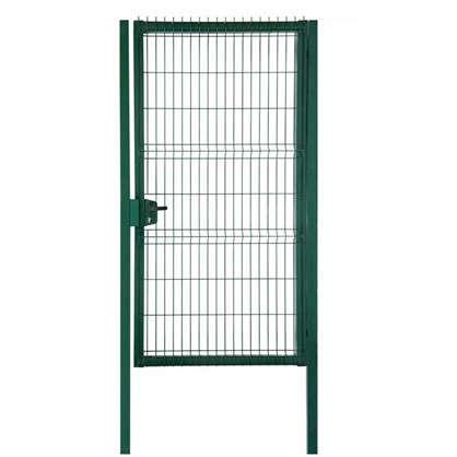 Калитка RAL 6005 Medium 2.03х1 м цвет зелёный