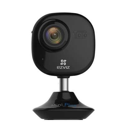 Купить Камера видеонаблюдения внутреняя Ezviz Mini Plus компактная Full HD дешевле