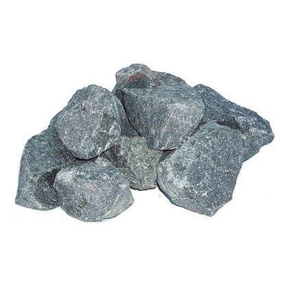Камни для сауны Габбро-диабаз колотые 20 кг