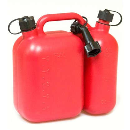 Канистра для топливной смеси 5 л и 2.5 л
