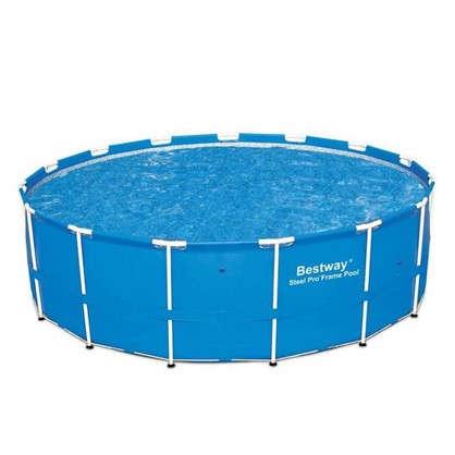 Каркас для плавающего бассейна 10250 л 366х122 см цвет голубой