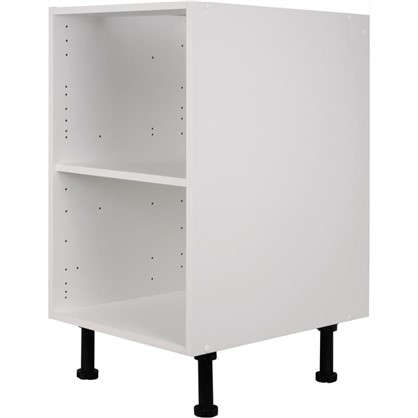 Купить Каркас напольный 45х56х70 см ЛДСП цвет белый дешевле