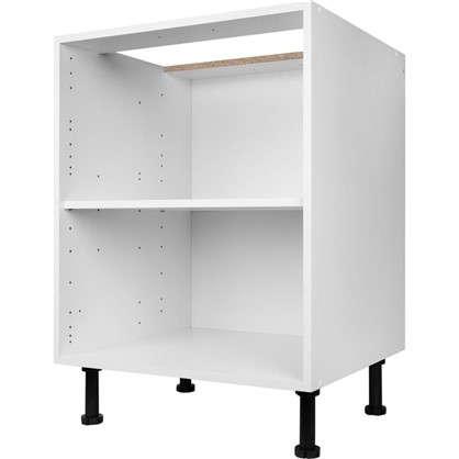 Каркас напольный 60х56х70 см ЛДСП цвет белый