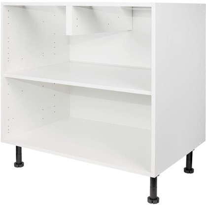 Каркас напольный 80х56х70 ЛДСП цвет белый