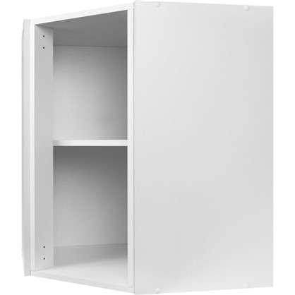 Купить Каркас навесной угловой 60х60х70 ЛДСП цвет белый дешевле