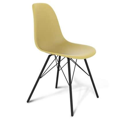 Купить Каркас стула Sheffilton SHT-S37 цвет чёрный муар дешевле