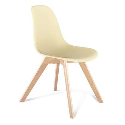 Купить Каркас стула Sheffilton SHT-S39 прозрачный лак дешевле
