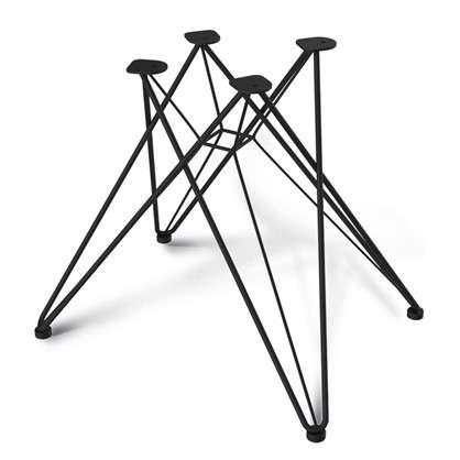 Купить Каркас стула SHT-S50 металл цвет чёрный муар дешевле