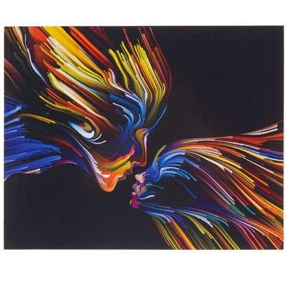Купить Картина без рамы 40х50 см Цвета любви дешевле