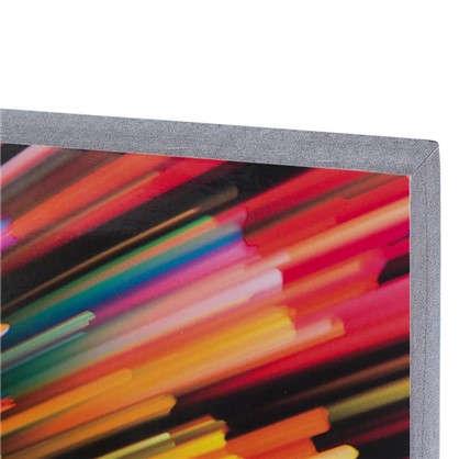 Картина без рамы 40х50 см Цветные фантазии-2