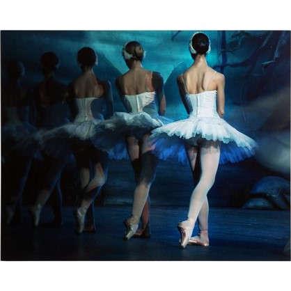 Купить Картина без рамы Балерины 40х50 см дешевле