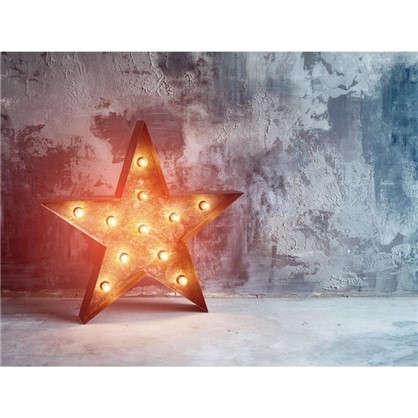 Картина на холсте 40х50 см Звездочка