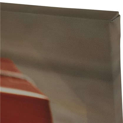 Картина на холсте 40x50 см Кофе с корицей