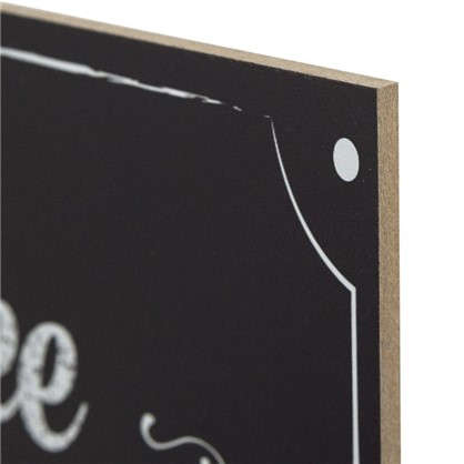 Купить Картина на МДФ 30x40 см Coffee Served дешевле