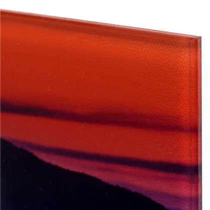 Картина на стекле 30х30 см Будапешт Венгрия