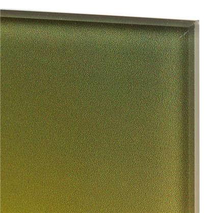 Картина на стекле 30х30 см Дерево на закате