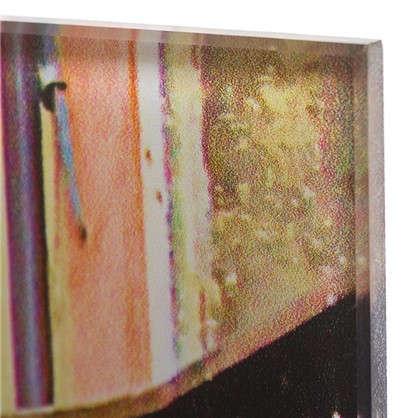 Картина на стекле 30х30 см Каналы Венеции