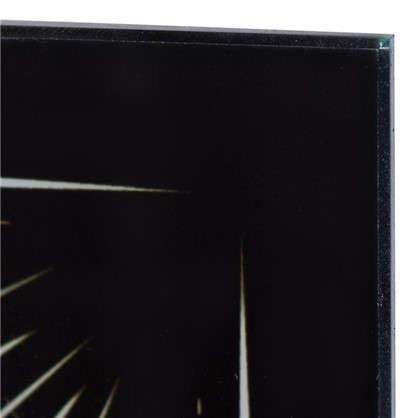 Картина на стекле 30х30 см Капучино
