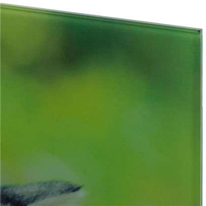Картина на стекле 30х30 см Котенок