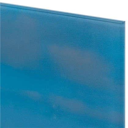 Картина на стекле 30х30 см У Берега