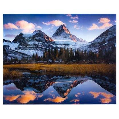 Картина на стекле 40х50 см Парад облаков