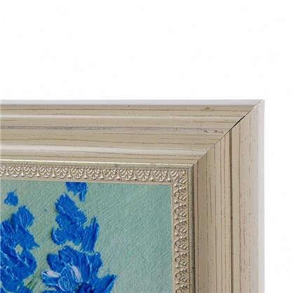 Купить Картина в раме 30х40 см Букет с ромашками дешевле