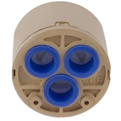 Картридж для смесителя 35 мм с латунным штоком