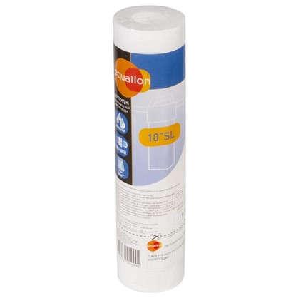 Картридж механической очистки SL10 для холодной воды 10/5 мкм