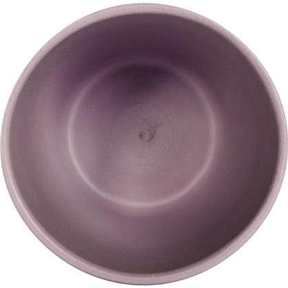 Кашпо Элбербери конус 0.85 л 12 см цвет фиолетовый