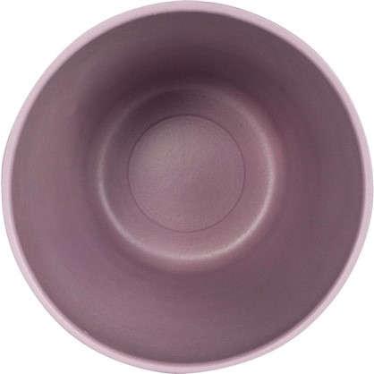 Кашпо Элбербери конус 2.9 л 18 см цвет фиолетовый