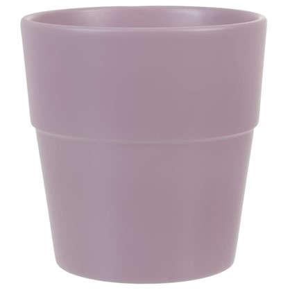 Кашпо Элбербери конус 6 л 22 см цвет фиолетовый