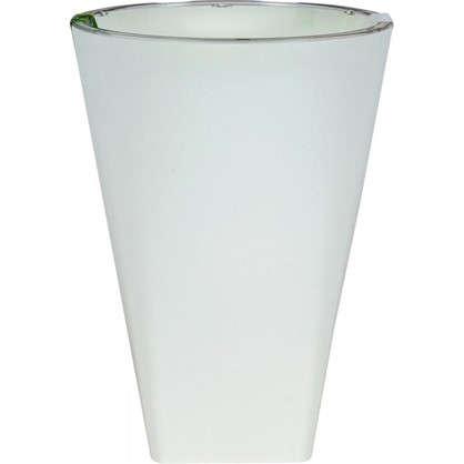 Кашпо Грейс 12.5 см цвет белый