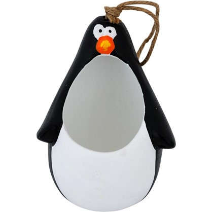 Кашпо-кактусник Пингвин 10 см