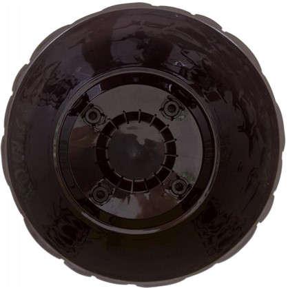 Кашпо Камни 180 мм 2.6 л цвет коричневый